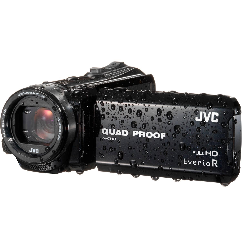 Full-HD GZ-R410BEU -videokamera