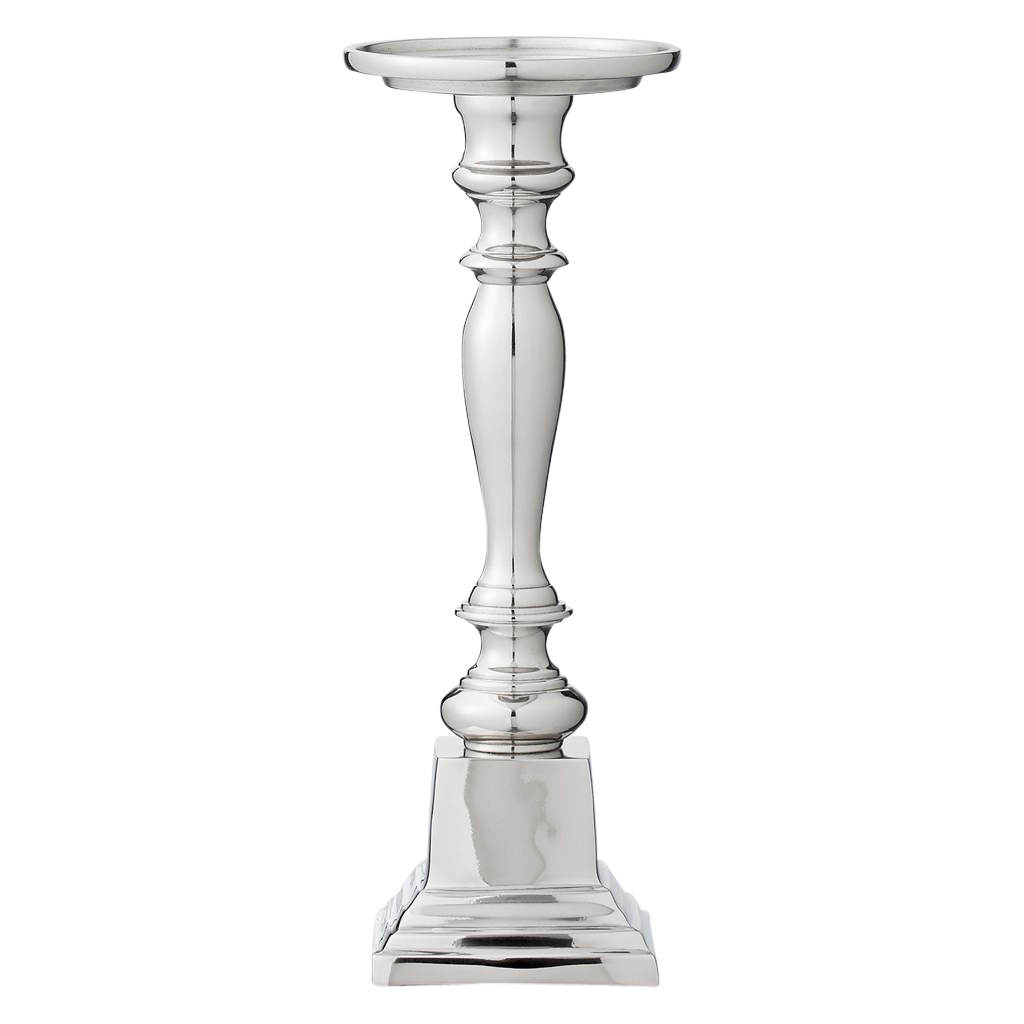 Christina-kynttilänjalka 8,5 x 8,5 x 28 cm