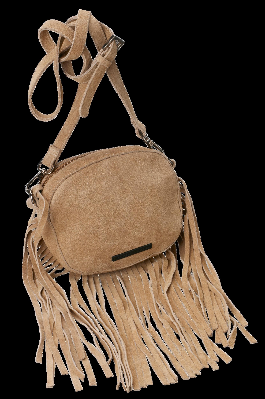 Taske Soft Fringes DAY Tasker & kufferter til Kvinder i Brun
