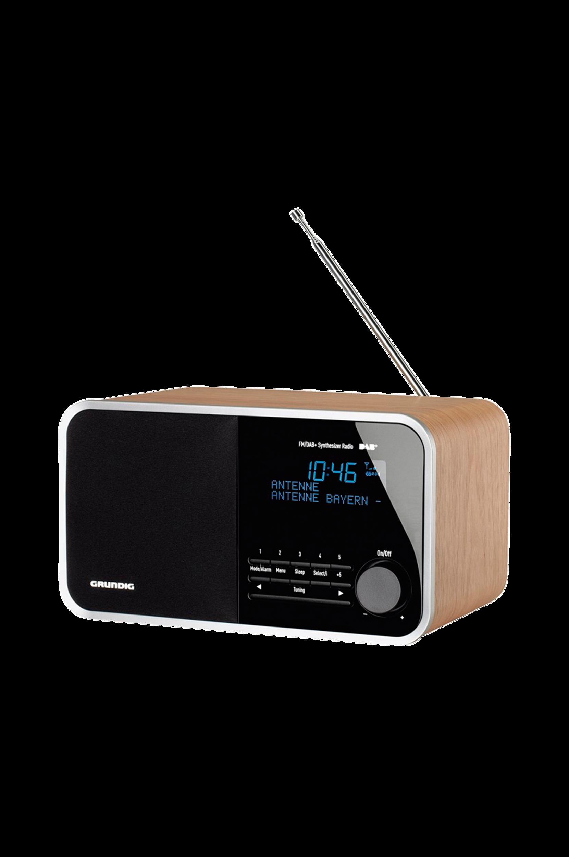 Tr2200 Radio Fm/Dab+ Puunvärinen