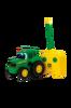 Radio-ohjattava John Deere -traktori