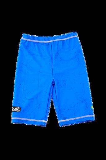 UV-housut, sininen 98 104 cm
