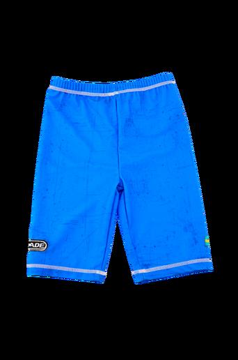 UV-housut, sininen, 110-116 cm