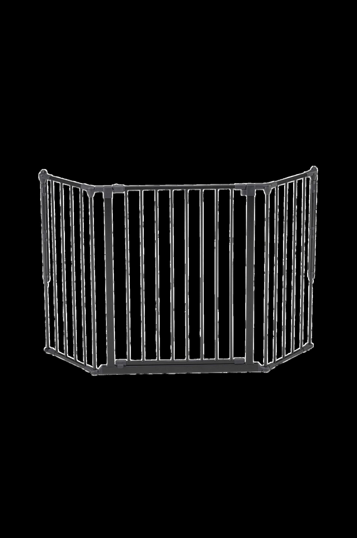 Flex-aita/portti M 90–146 cm, musta