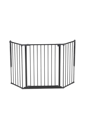 Flex-aita/portti M 90 146 cm, musta