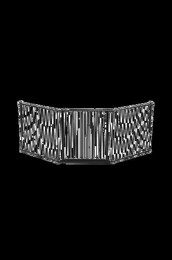 Flex-aita/turvaportti L 90 223 cm, musta