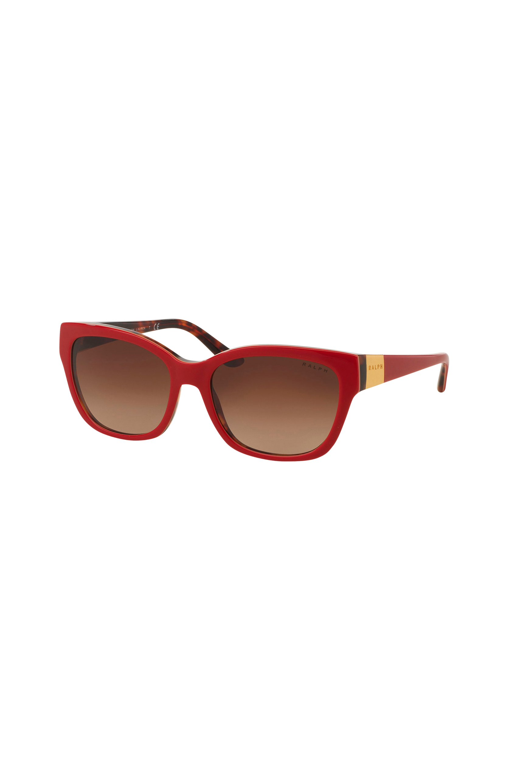 Solbriller Essentials Ra5208 Red Tortoise Ralph Lauren Accessories til Kvinder i