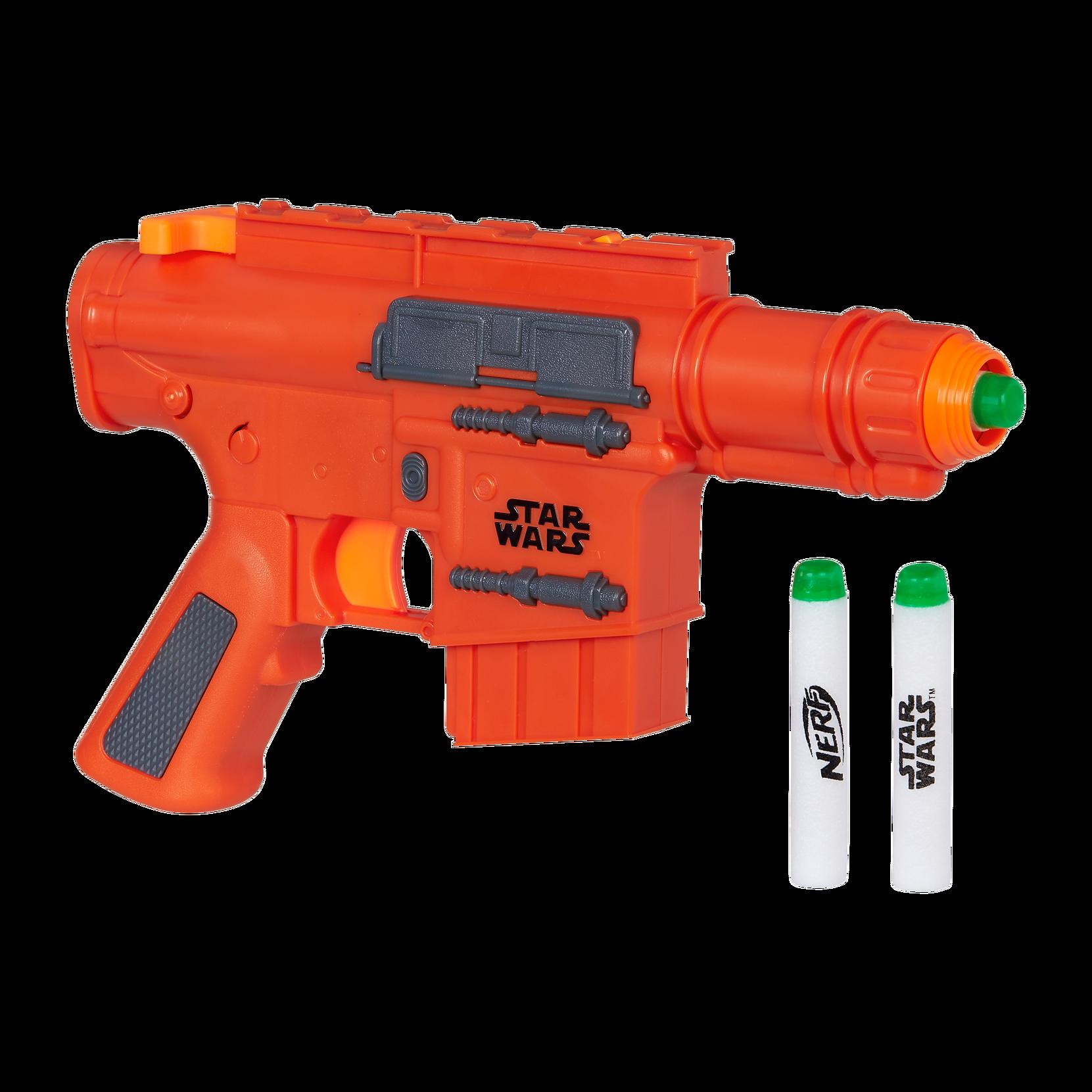 Star Wars Seal Communicator Green Blaster