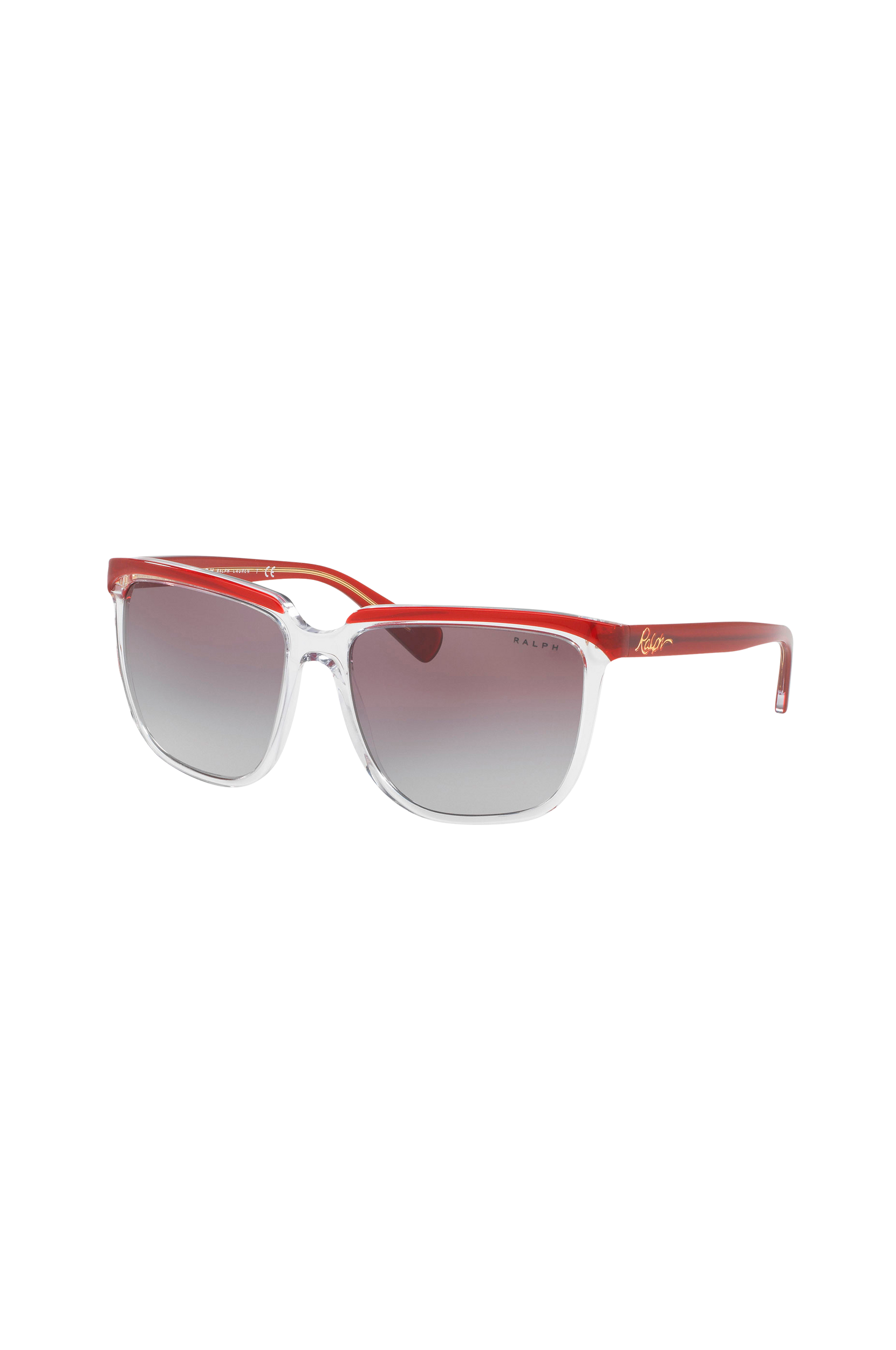 Solbriller Essentials Ra5214 Red Crystal Ralph Lauren Accessories til Kvinder i