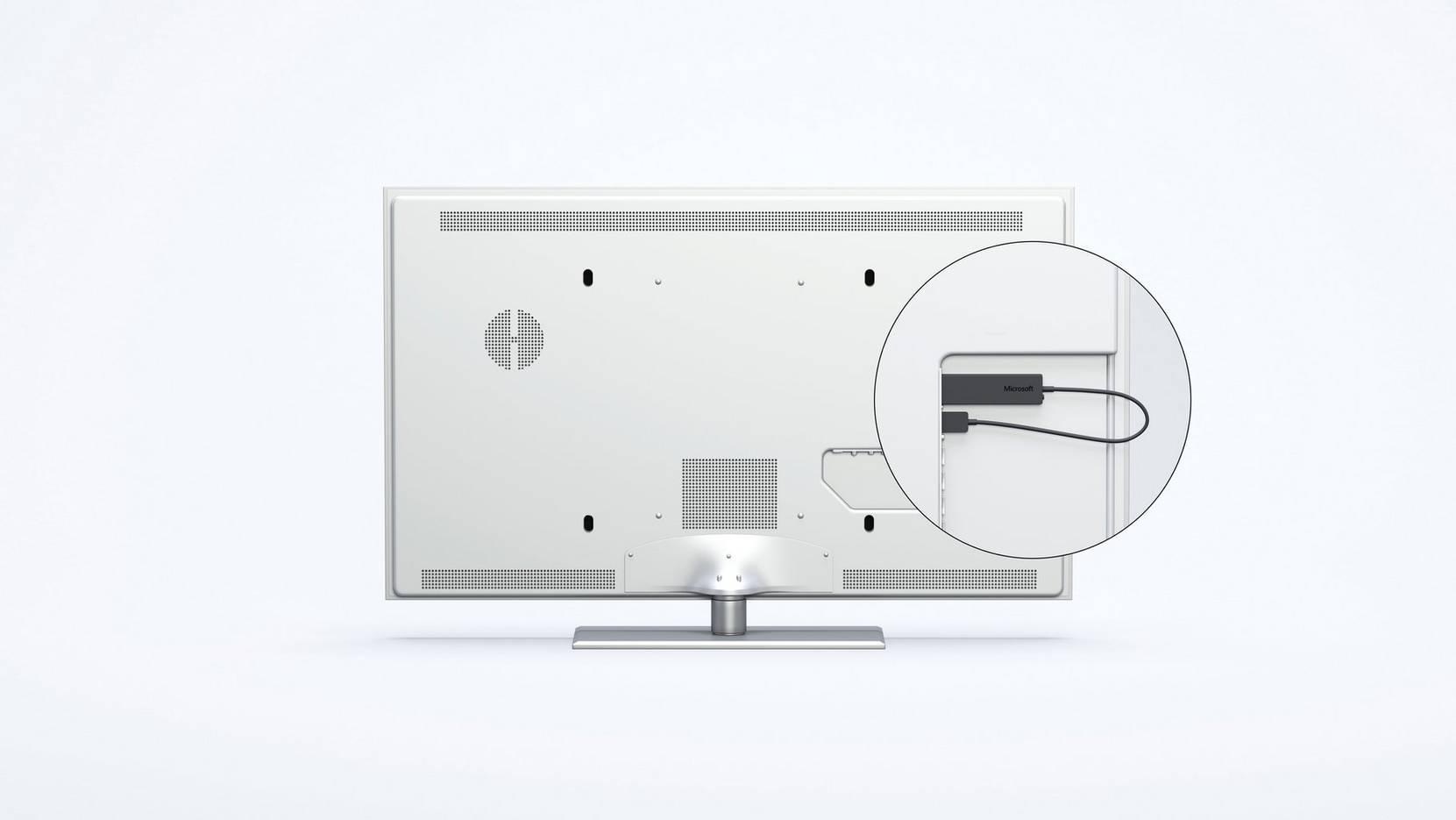 Wireless Display Adapter SC Hdwr New