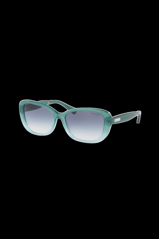 Solbriller Essentials Ra5215 Teal/Teal Gradien Ralph Lauren Accessories til Kvinder i
