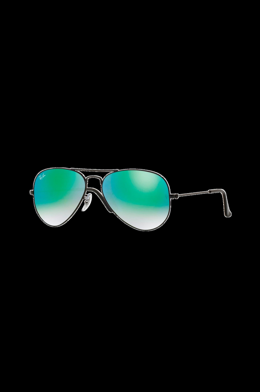 Aviator-aurinkolasit RB3025 58 Gradient Green