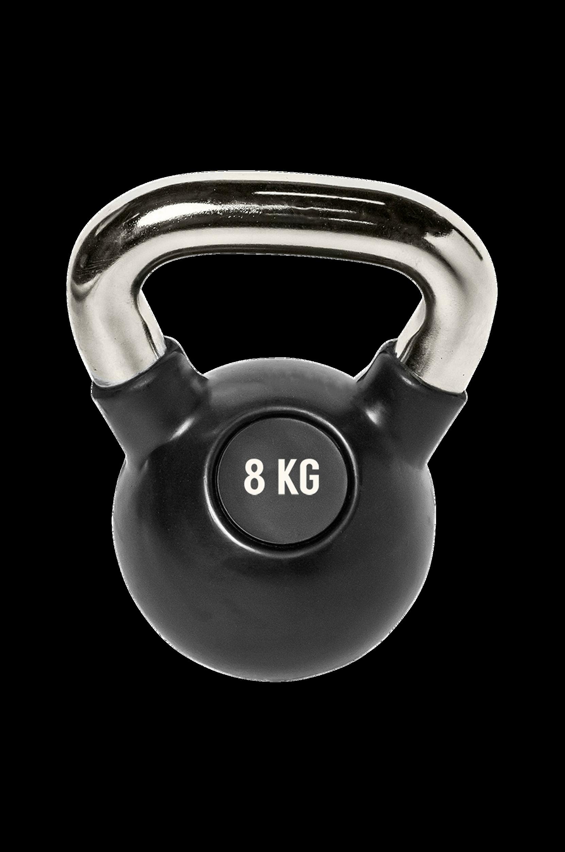 Crome Handle FKB008 -kahvakuula, 8 kg