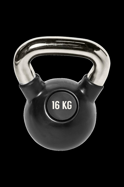 Kettlebell 16 kg Crome Handle FKB016 Frontier Træningsredskaber & træningsmaskiner til Mænd i