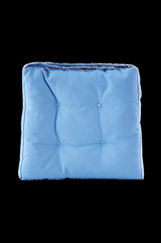 Stolsdyna Blå