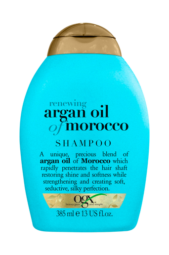 Argan Oil Of Morocco Shampoo, 385 ml