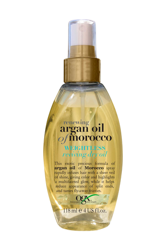 Argan Oil Of Morocco Weightless Revivng Dry Oil, 118 ml