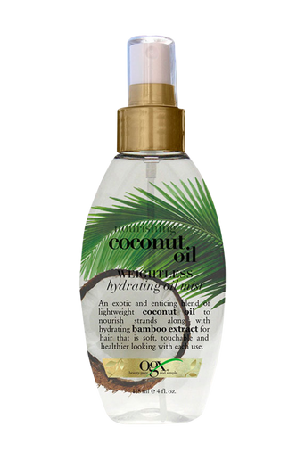 Coconut Milk Weightless Hydrating Oil Mist, 118 ml