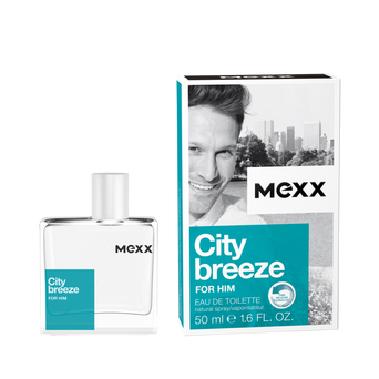 Mexx City Breeze Man Edt 50 ml Spray