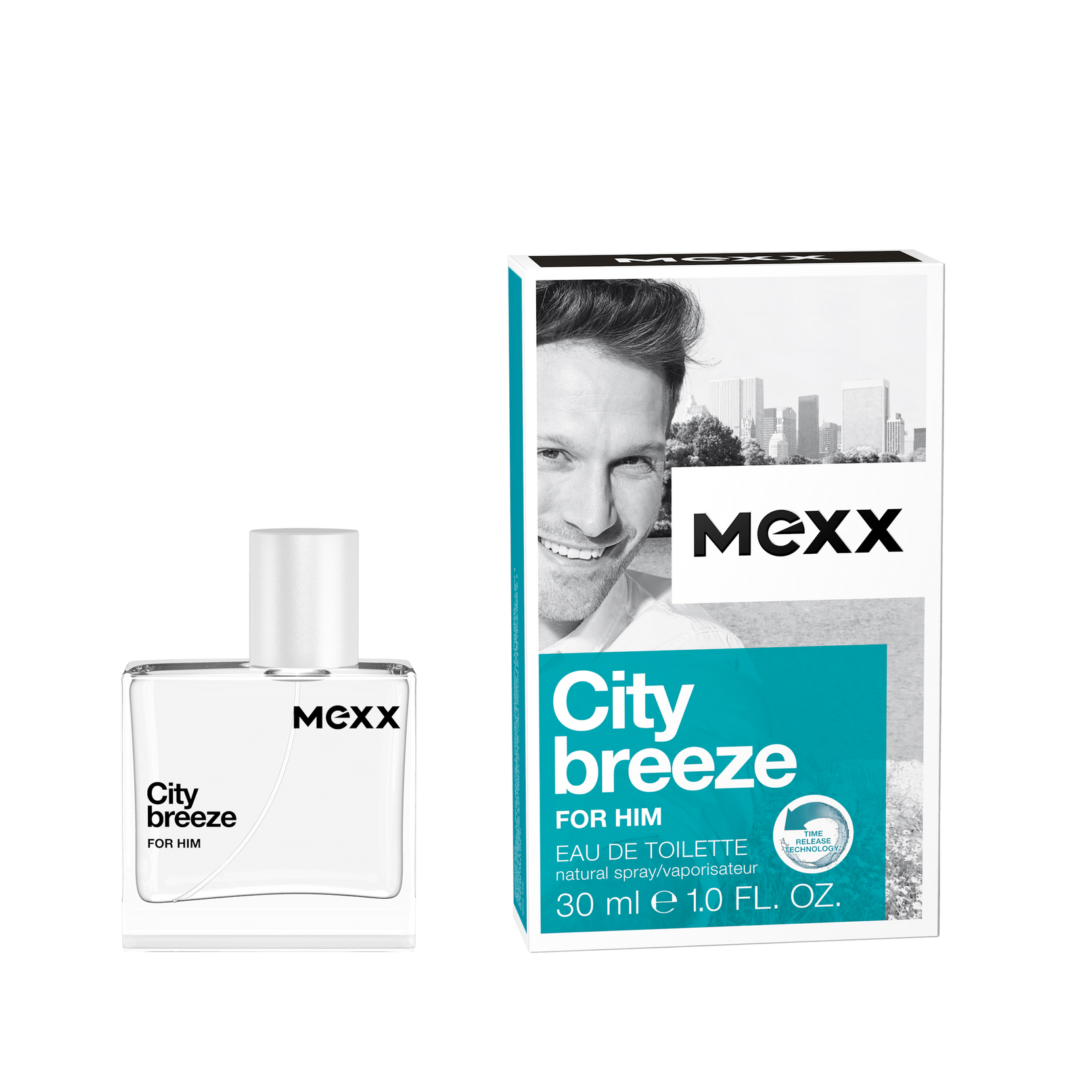 Mexx City Breeze Man Edt 30ml Spray thumbnail