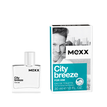 Mexx City Breeze Man Edt 30 ml Spray