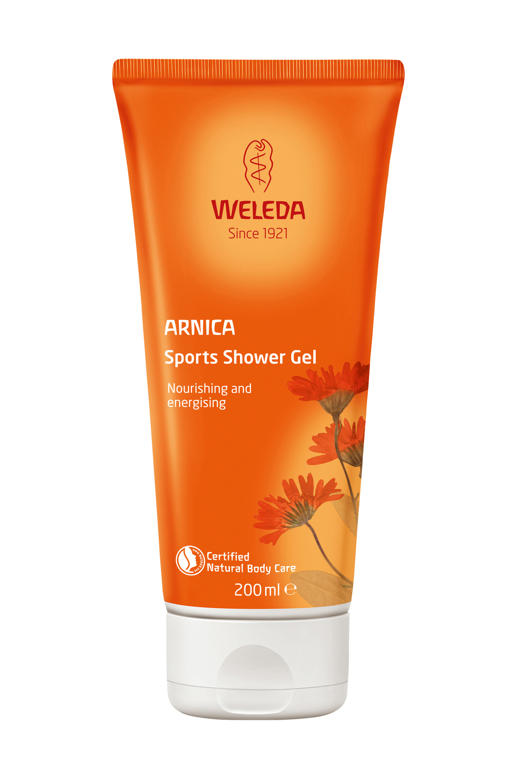 Arnika Sport Shower Gel -suihkugeeli 200 ml