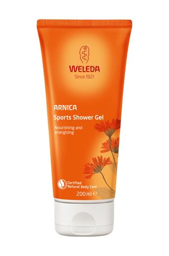 Arnika Sport Shower Gel -suihkugeeli 200 ml