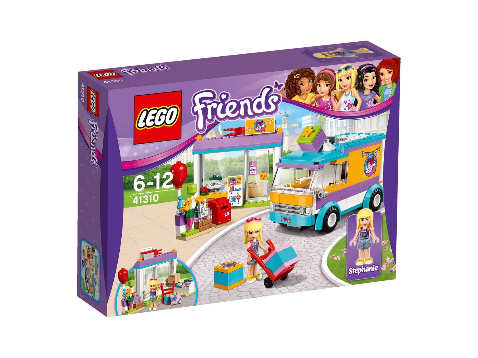 Heartlake Gaveudbringning 41310 LEGO Lego til Børn i 41310