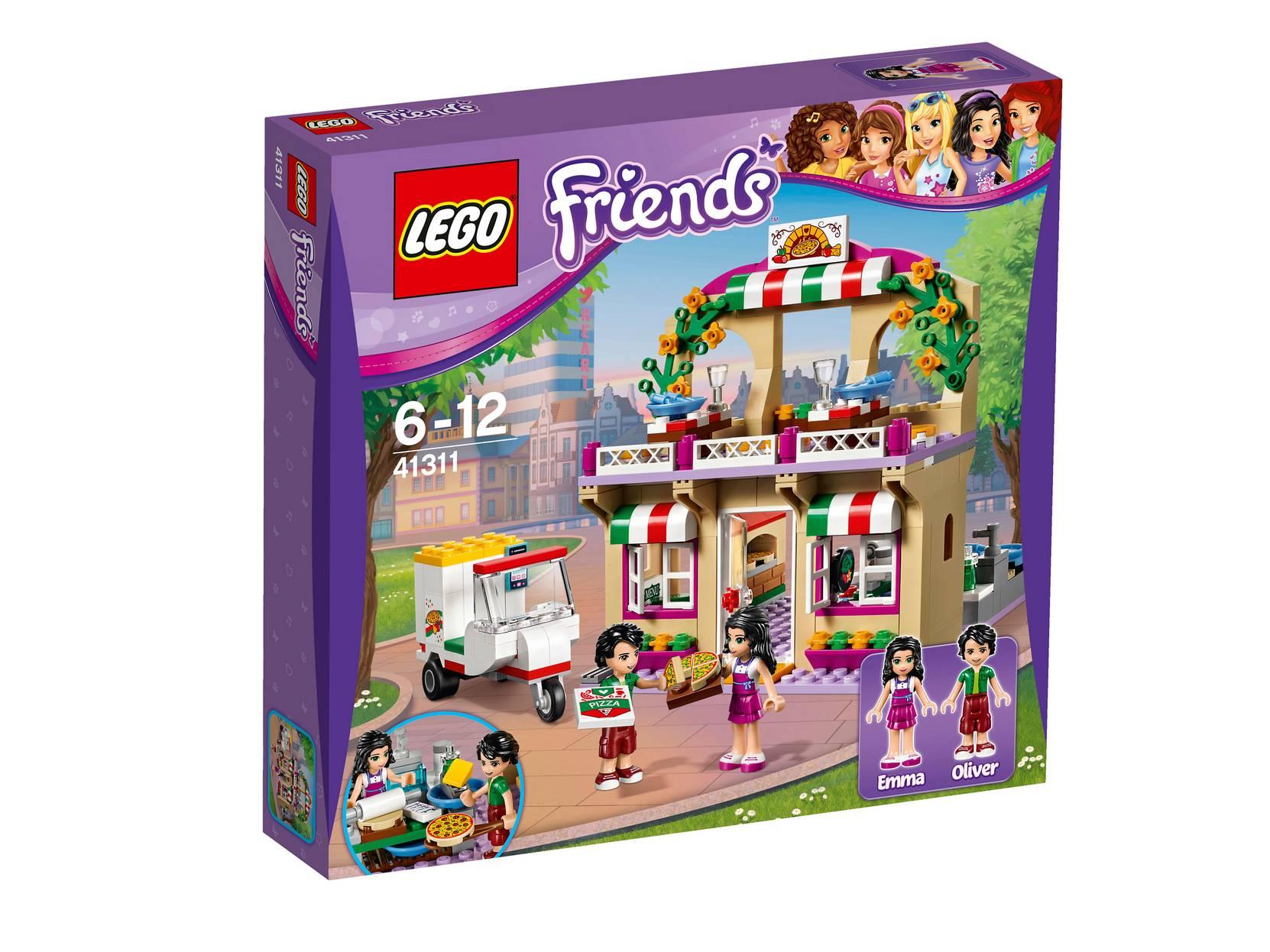 Heartlake pizzeria 41311 LEGO Lego til Børn i 41311