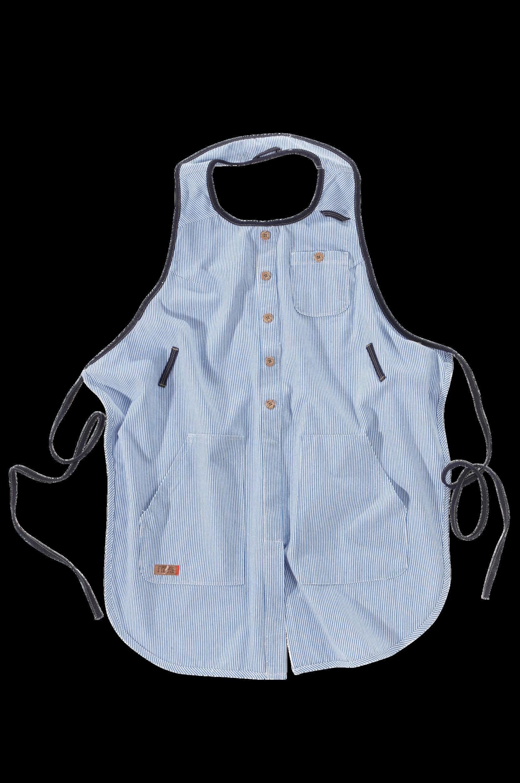 Shirt Apron -puutarhaesiliina