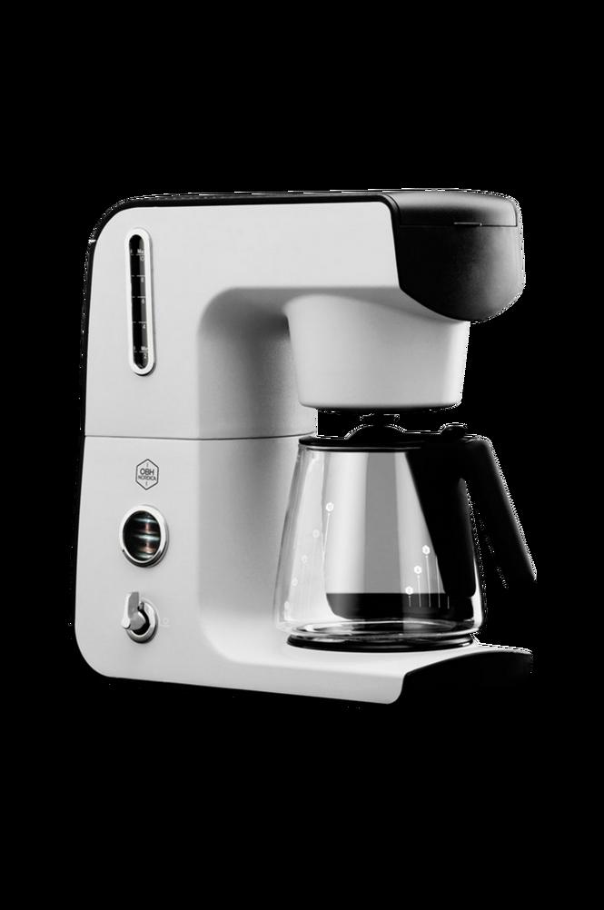 Kaffebryggare Legacy Vit 2402
