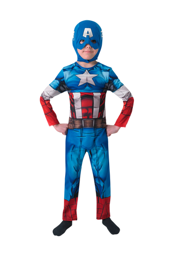 Captain America -puku, koko 128