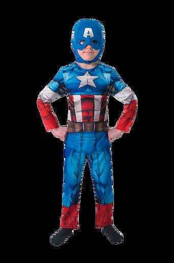 Captain America -puku, koko 104