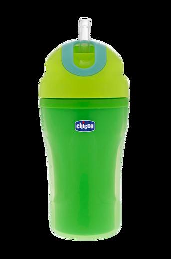 Juomapullo, vihreä