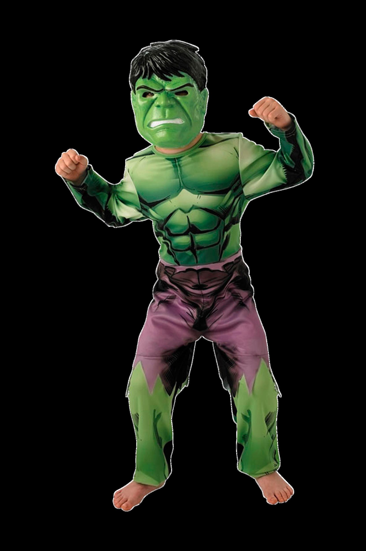 Hulk Avengers -puku, koko 104
