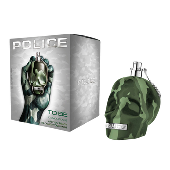 To Be Camouflage M Edt 75 ml
