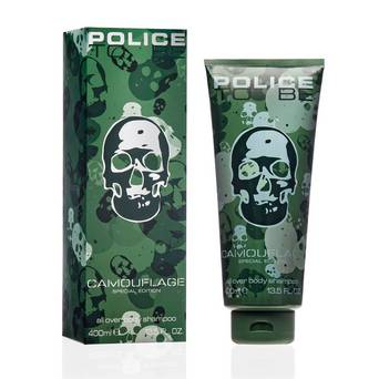 To Be Camouflage M Body/Shampoo
