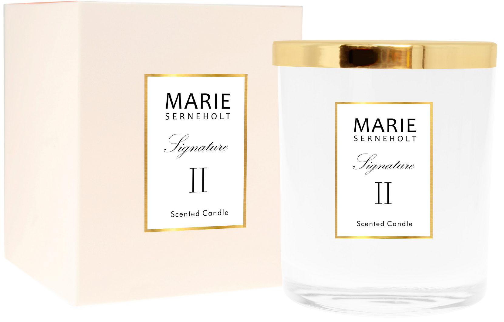 Signature II Scented Candle 300 g