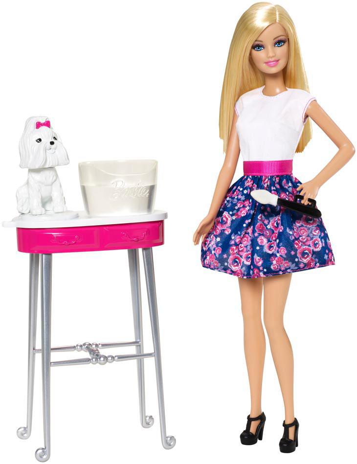 Colour Me Sæt Barbie Dukker, figurer & tøjdyr til Børn i