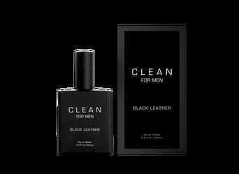 For Men Black Leather Edt 100 ml