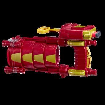 Iron Man Slide Armor