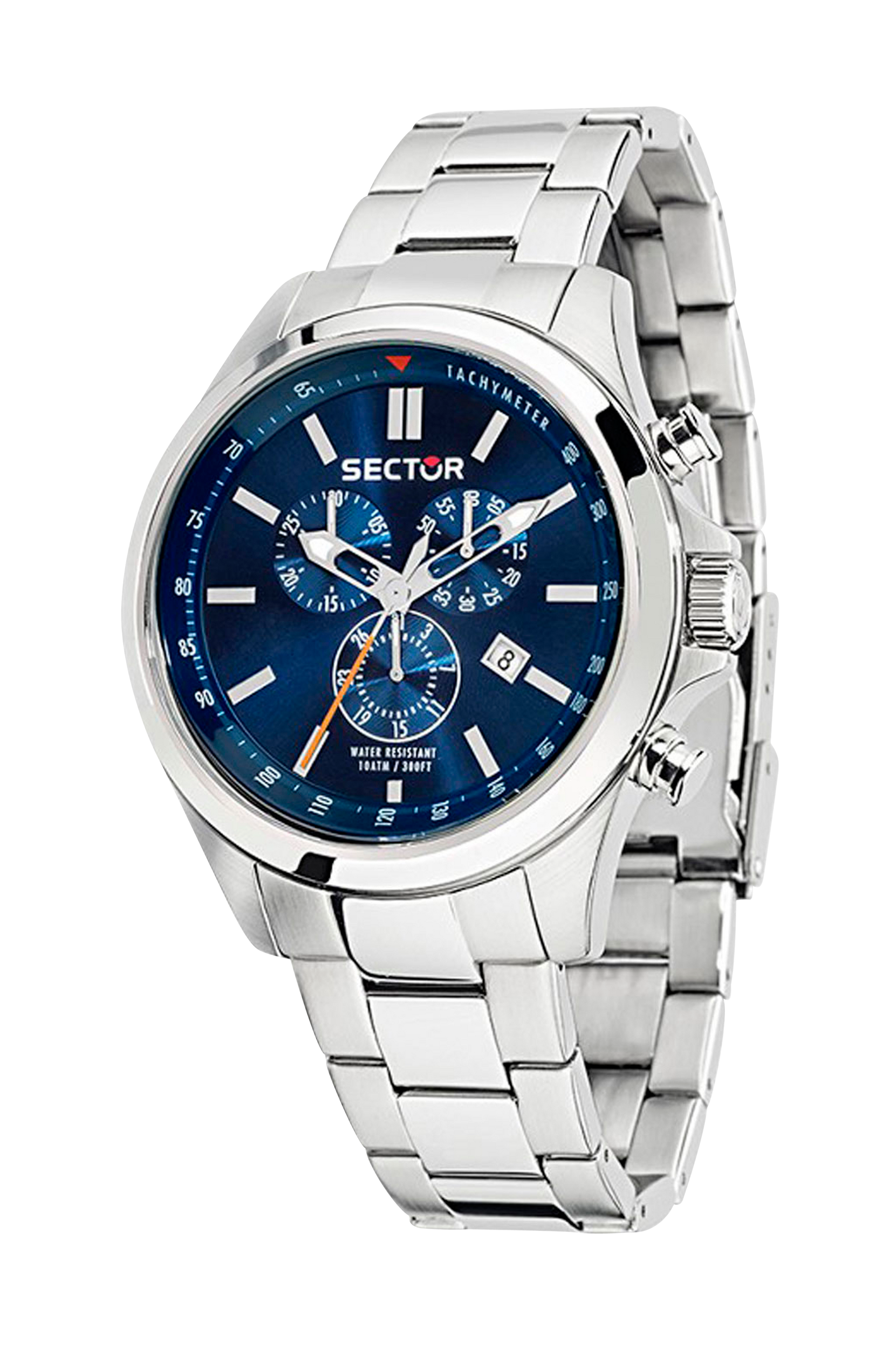 180 Chrono Blue -rannekello