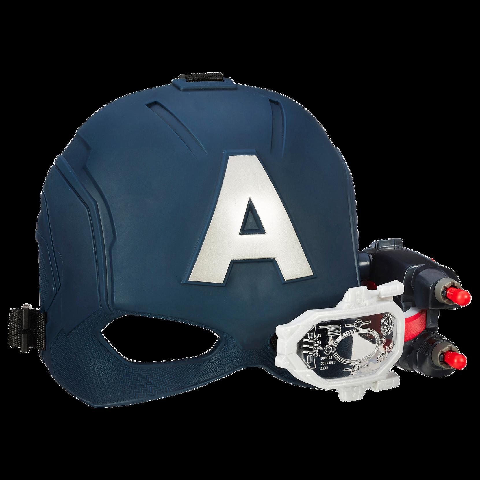 Captain America Stealth Vision Helmet -kypärä
