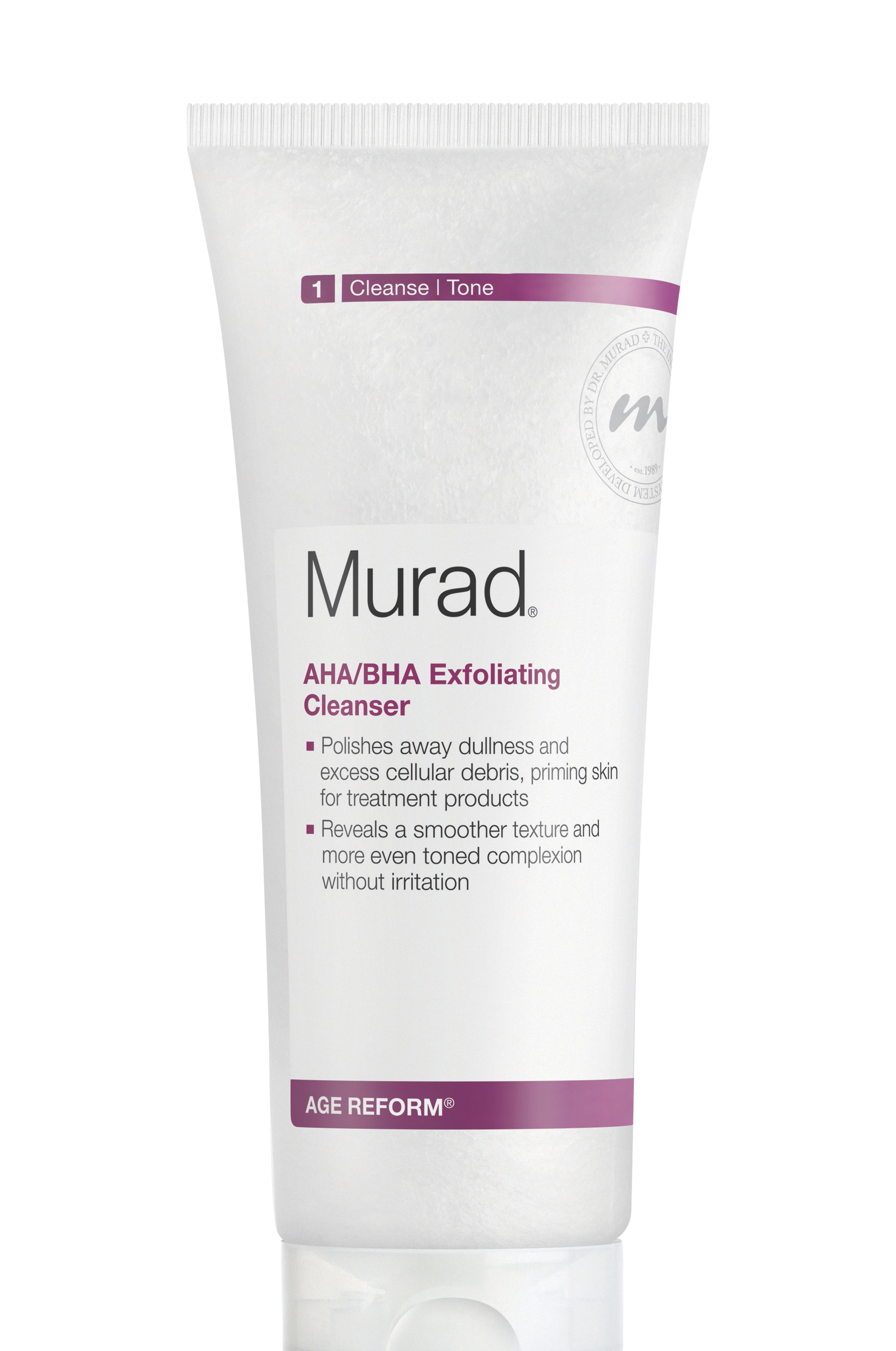 Aha/Bha Exfoliating Cleanser 200 ml