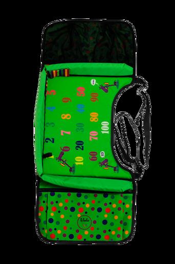 Numerot-leikkitarjotin, vihreä