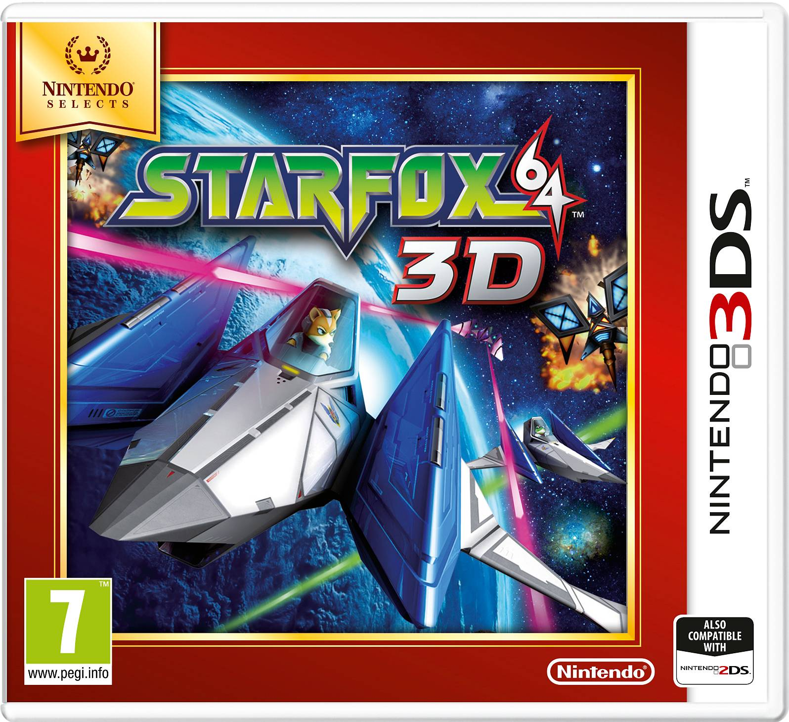 Star Fox 64 Select