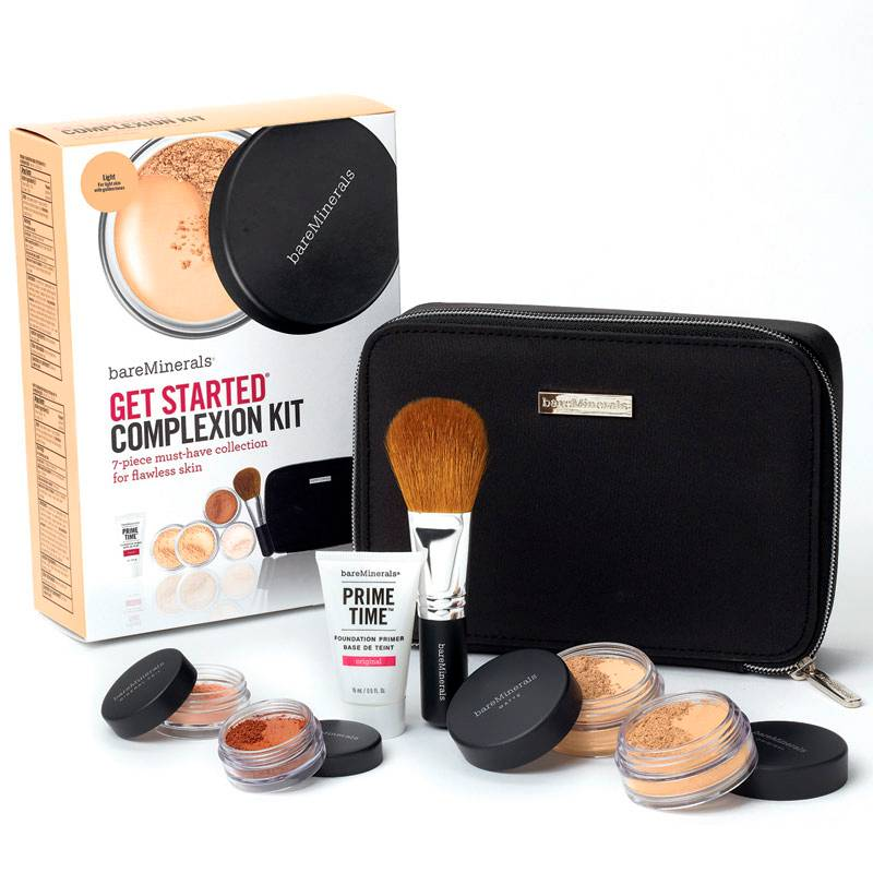 Get Started Complexion Kit Light