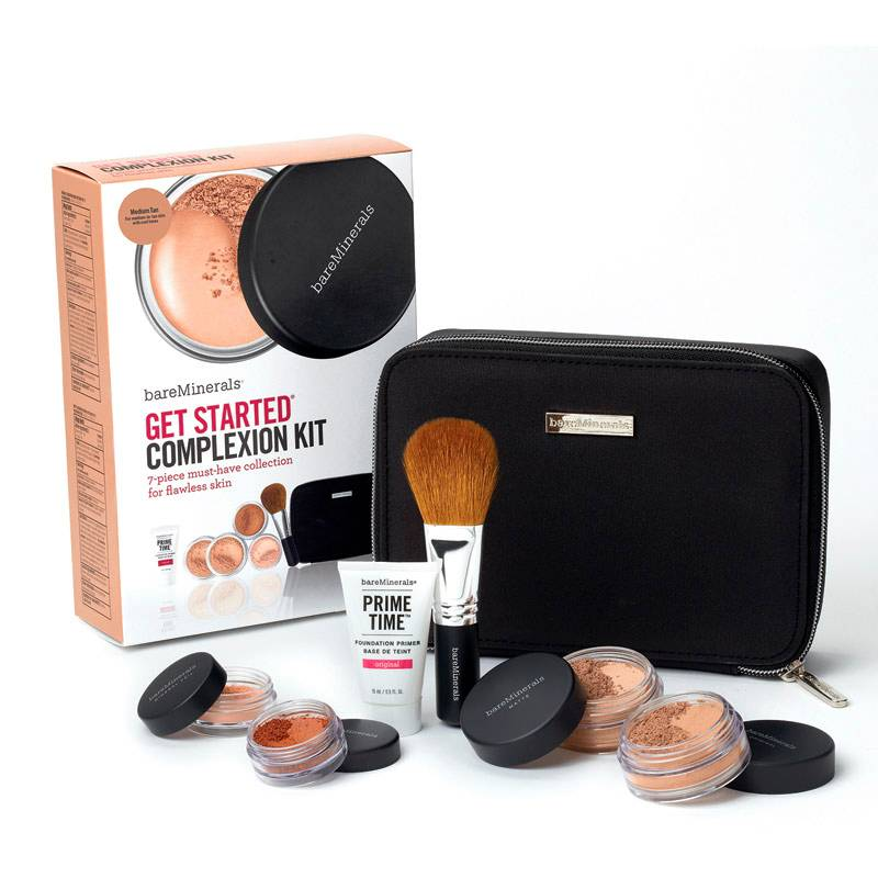 Get Started Complexion Kit Medium Tan