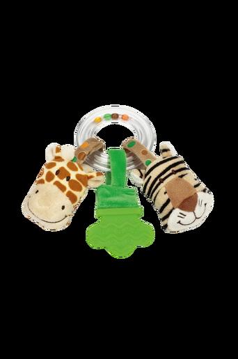 Diinglisar-helistin, kirahvi ja tiikeri