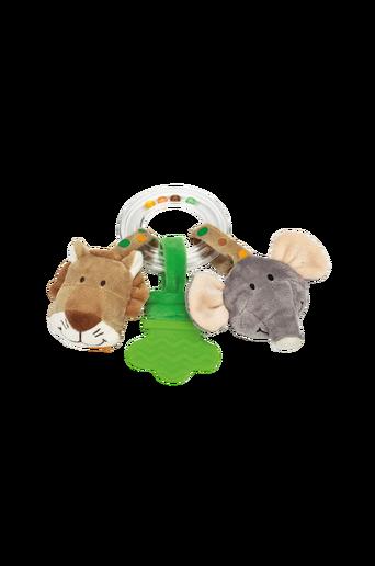 Diinglisar-helistin, leijona ja norsu